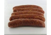 5 Saucisses Montbéliard 900g (saucisses fumées)
