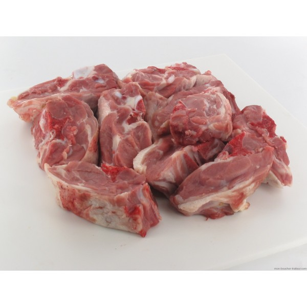 Collier d 39 agneau pr sal 1100g agneau pr sal mon - Cuisiner du collier d agneau ...