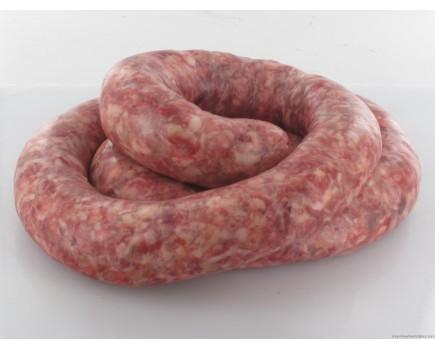 Saucisse d'Auvergne X 1 kg
