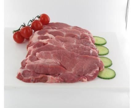 Steak échine 6X200g